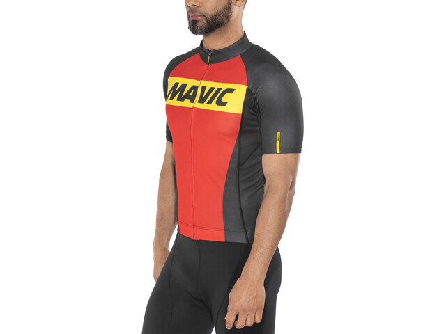 Mavic Cosmic Jersey Men racing red